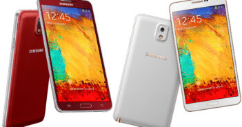 note3 red&gold